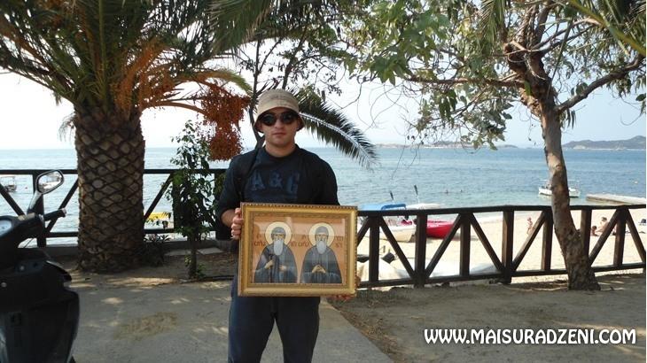 წმ.ათონის მთა, წმ. პანტელეიმონის მონასტერი