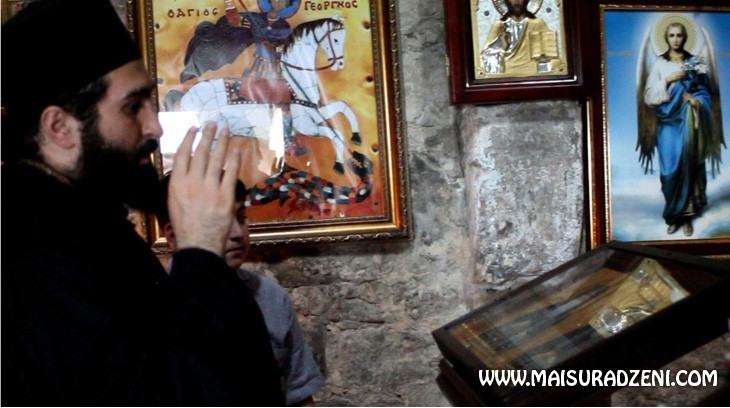 წმ. გრიგოლ ღვთისმეტყველის ტაძარი სოფ. გლდანში